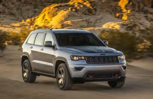 Jeep Grand Cheroke 2017 Jeep Grand Overview Cargurus