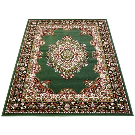 argos rugs buy maestro traditional rug 200x290cm green at argos co uk your shop for rugs and