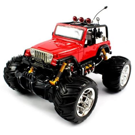 Jeep Remote Electric Function Remote Controlled Jeep Wrangler