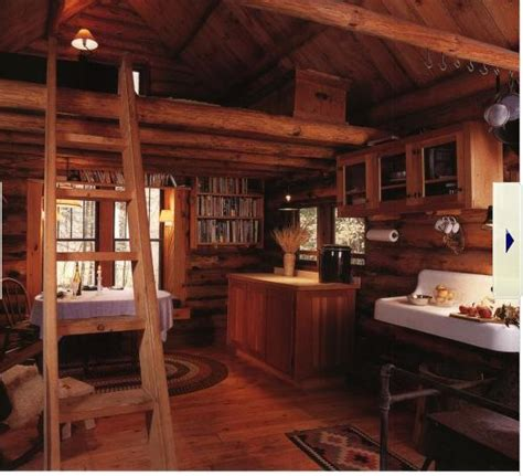 cozy cabin rustic cabin interiors pinterest vaulted tiny cabin look at that sink must have sink must