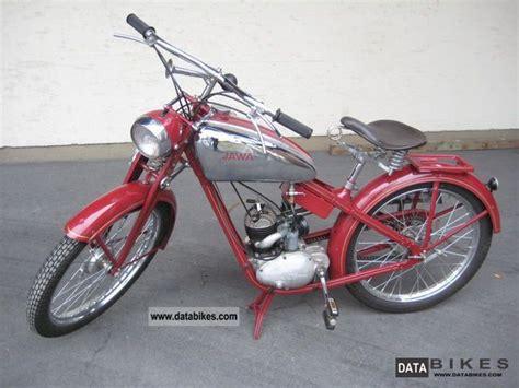 Motorrad I Robot by 1937 Jawa Robot