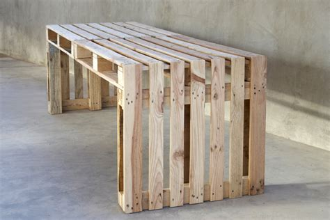How To Build Pallet Furniture by Make Your Own Furniture Using Pallets