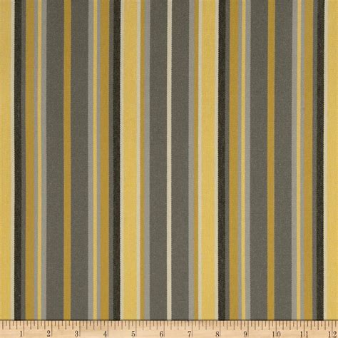 striped upholstery sunbrella outdoor foster stripe metallic grey discount