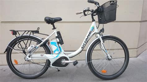 L E Bike De Gitane by Velo Electrique Gitane E Bike 8