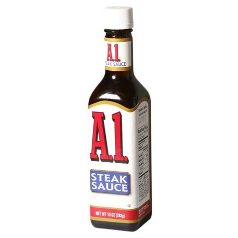 kraft a1 sauce
