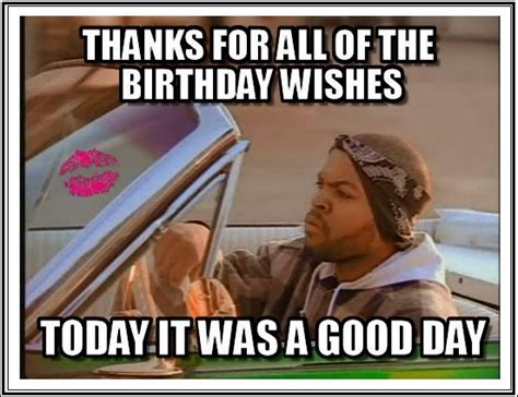 Happy Birthday Love Meme - funny birthday thank you meme quotes happy birthday wishes