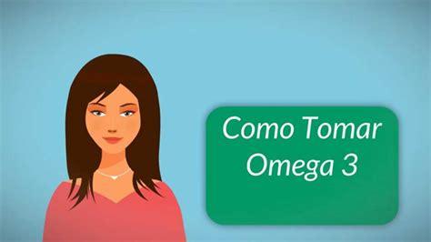Detox 3 Im Como Tomar by Como Tomar Omega 3 Antes O Despu 233 S De Las Comidas