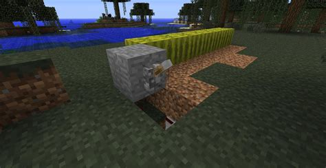 Minecraft Auto Planter by How To Build An Automatic Melon Farm In Minecraft
