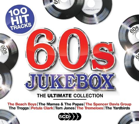 Number 1 S Ultimate Collection 5cd 2017 va ultimate 60s jukebox 5cd 2018 avaxhome