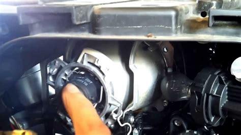 Audi A6 4b Bi Xenon by Bi Xenon Tagfahrlicht Audi A6 4f Youtube