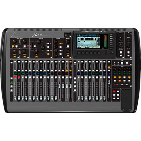Mixer Behringer Digital behringer digital mixer x32 musician s friend