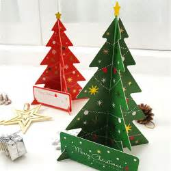 aliexpress com buy red green creative christmas tree