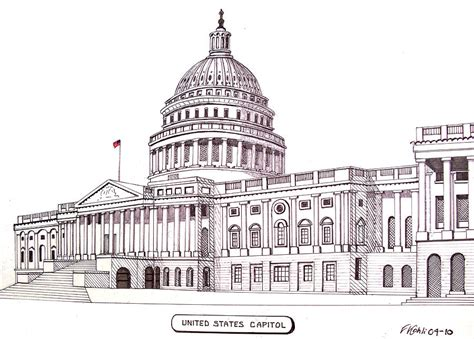 united states capitol building coloring page capitol free coloring pages
