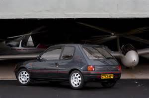 Peugeot History History Of The Peugeot 205 Gti Picture Special Autocar