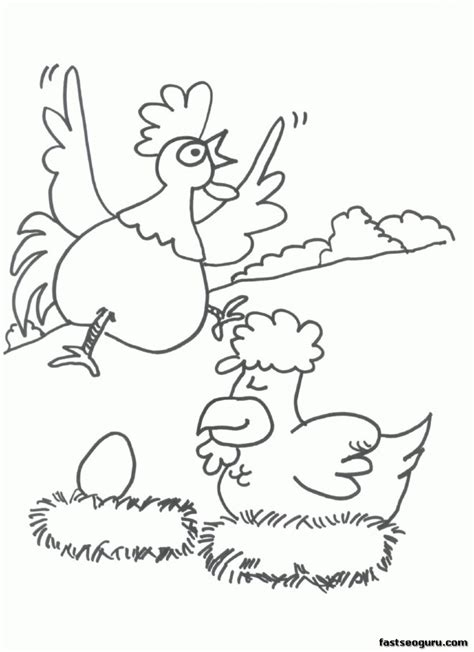 hatching egg coloring page color pictures of animals hatched from eggs pictures of