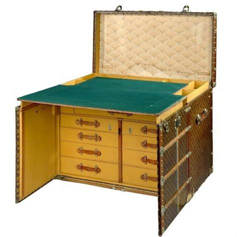 steamer trunk desk steamer trunks