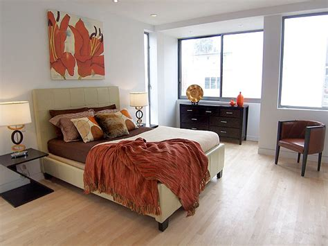 Bedroom Staging | staged bedrooms contemporary bedroom los angeles