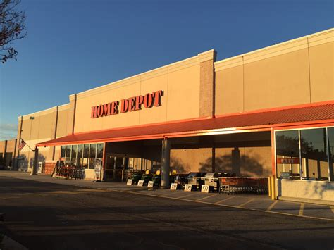 the home depot chester va company profile