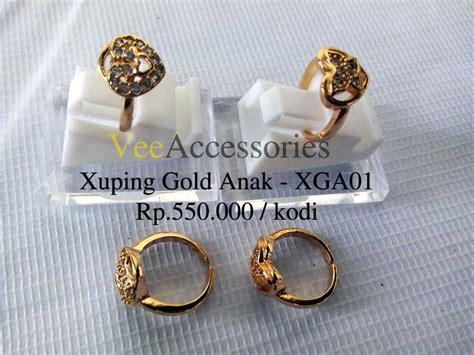xuping gold anak xga01 grosir cincin murah