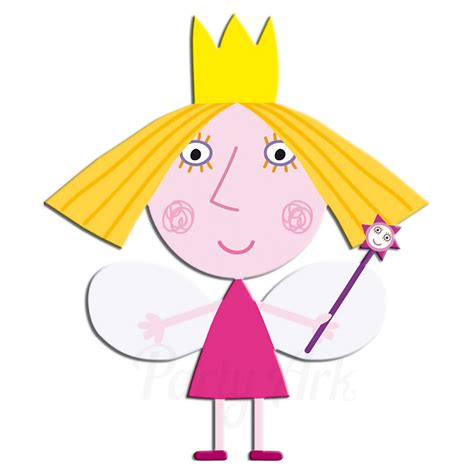 Holly School Princess | princess holly cardboard cutout toddler theme birthday