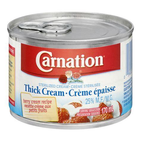 Carnation Thick Cream 170ml   Fresh St Market