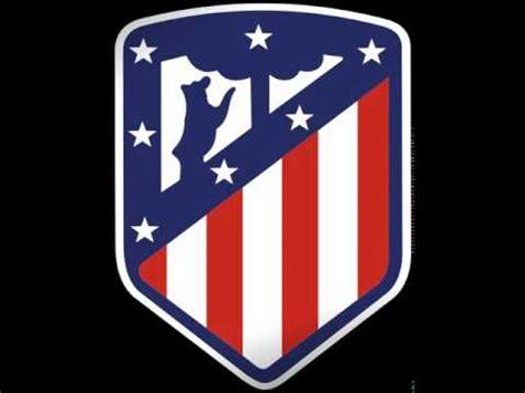 escudo atletico de madrid para imprimir imagui novo escudo do atl 233 tico de madrid youtube
