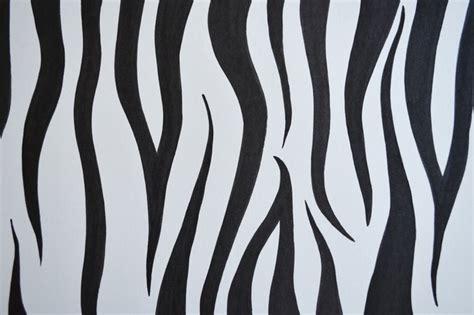 Drawing Zebra Stripes by How To Draw Zebra Print Hunker