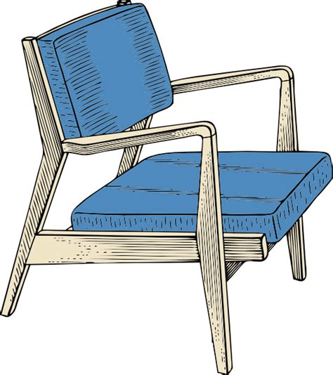 Chair Clipart Free by Chair Clip At Clker Vector Clip