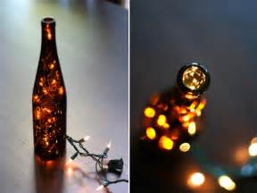 diy wine bottle light wit whistle