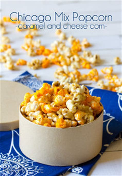 copycat garretts chicago mix popcorn