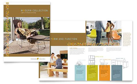marketing for interior designers retail sales templates flyers postcards posters