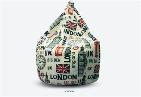 pouf poltrona sacco poltrona sacco pouf per bambini in tessuto e ecopelle