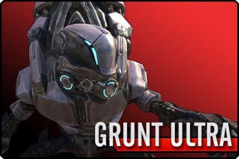 format html grunt halo reach acton figures grunt ultra series 1