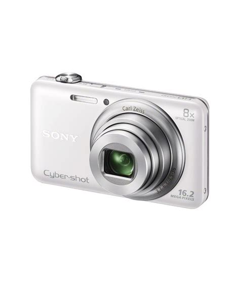 Kamera Sony Cybershot Wx80 sony cybershot wx80 16 2mp digital white price review specs buy in india