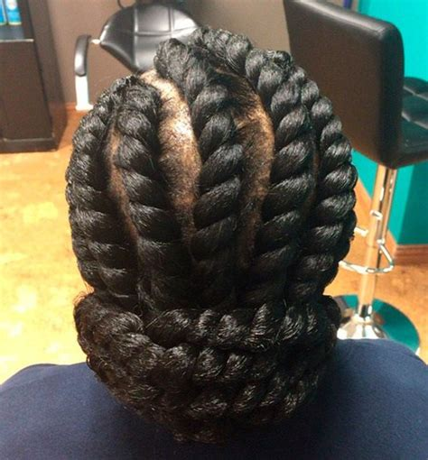 flat twist with weave 20 hottest flat twist hairstyles for this year