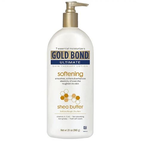 Ultimate Gold Detox 20 Oz Reviews by Gold Bond Ultimate Softening Skin Therapy Lotion With Shea