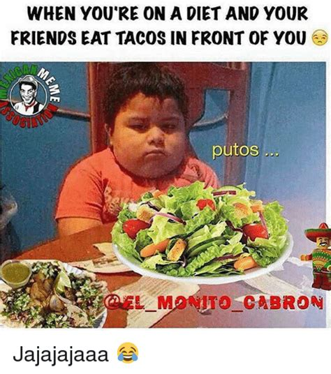 On A Diet Meme - 25 best memes about mexican word of the day dieting and
