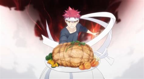 I Anime Food Wars by What I M 2015 Anime Season I Am Only Myself