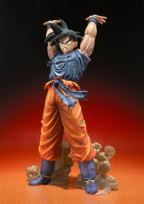 Figuarts Zero Goku figura figuarts zero z quot goku quot genkidama 15 5cm raccoongames es