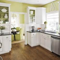 Country Kitchen Color Ideas White Kitchen Paint Ideas Kitchen And Decor