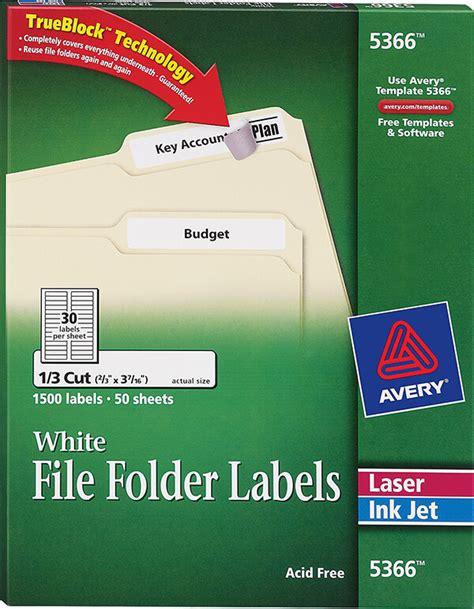 templates for avery file folder labels 5366 jpg avery online singapore