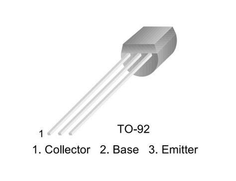 ganho transistor bc547 transistor npn bc547