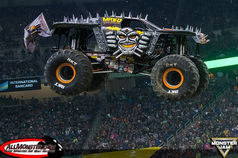 Monster Jam Photos Detroit Fs1 Chionship Series 2016