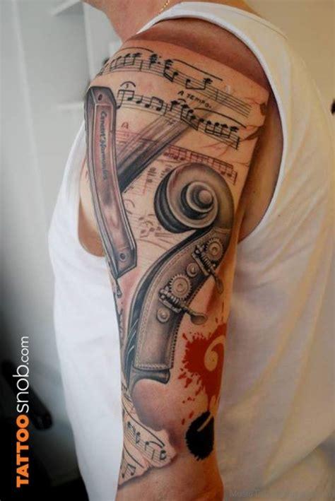 music tattoo designs sleeve 49 best tattoos for guys