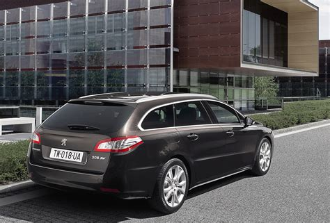 peugeot 508 sw 2011 peugeot 508 in more details and high resolution