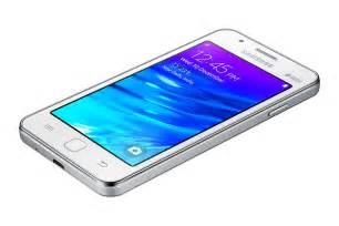 At Samsung Samsung Z1 Price New Z1 Tizen Smartphone Features Specs