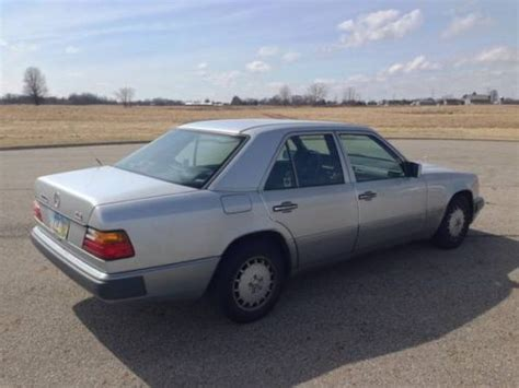 1992 mercedes benz e class seat foam replacement purchase used 1992 mercedes benz 300e 2 6 in pickerington ohio united states for us 2 500 00