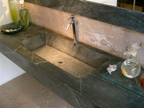 single bay soapstone kitchen sink images frompo