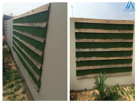 interior wall design in pakistan boundary wall design idea of recently constructed house in