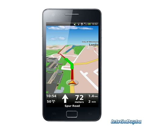 gps for android phone android mobile phone navigation letsgodigital
